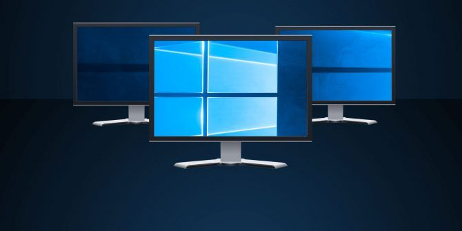 The Complete Guide To Setting Up Multiple Displays In Windows 10 Windows 10 Custom Built Computers Cool Desktop Wallpapers
