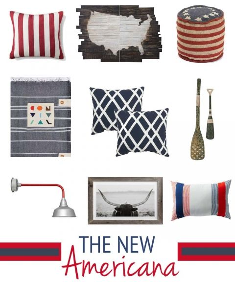 americana home decor - Home Decor For Sale