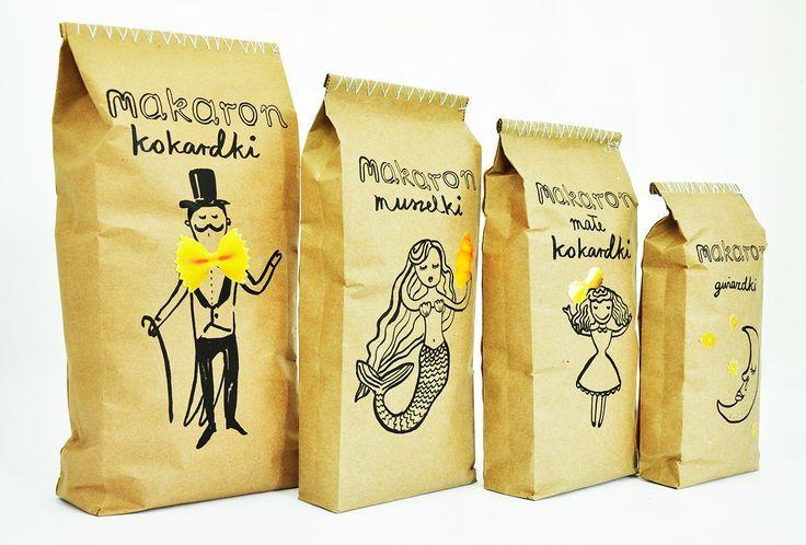 Creatividad en empaques de Pastas – creative pasta packaging @alvarodabril