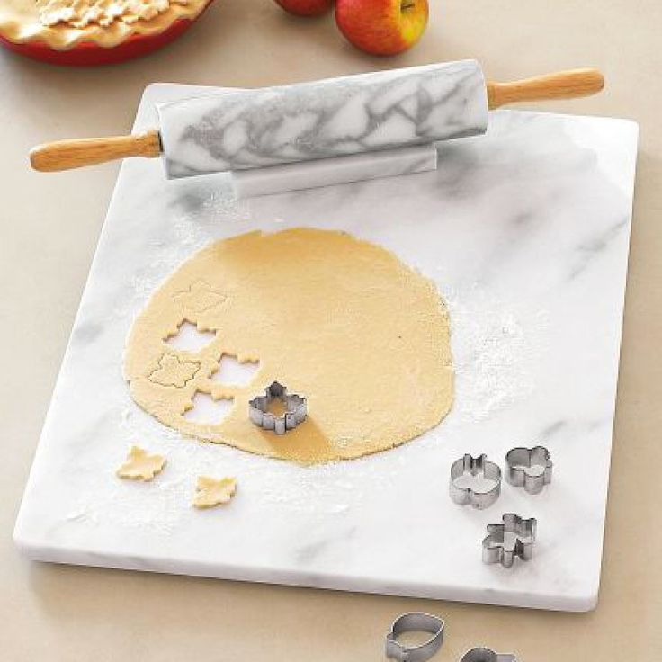 A Must For Bakers: Marble Pastry Board