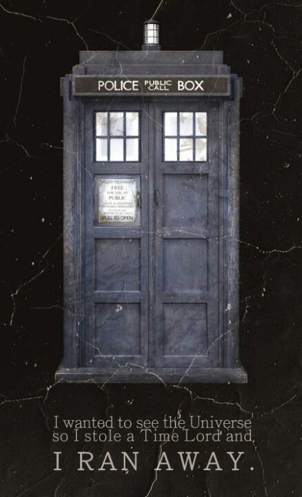 TARDIS wasn't stolen by the Doctor...  The Doctor was stolen by the TARDIS.