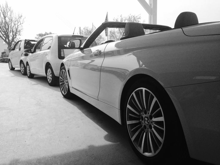 #BMW #Convertible  _________________________________________ We are all set and ready to welcome you!!!