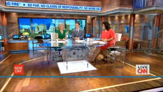 CNN begins anew with 'New Day'