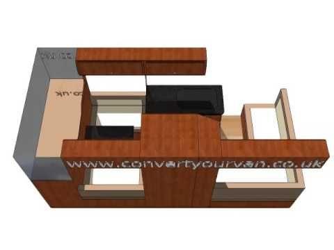 Convert Your Van Ltd Camper Conversion Interior On L4 Citroen Relay