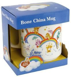 Care Bears bone china mug - officially licensed