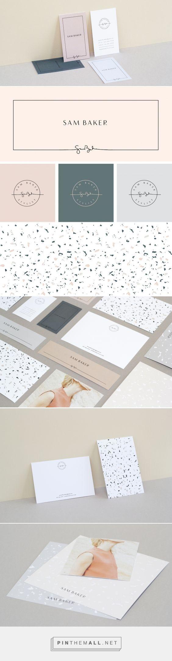 Sam Baker Branding by Kati Forner | Fivestar Branding – Design and Branding