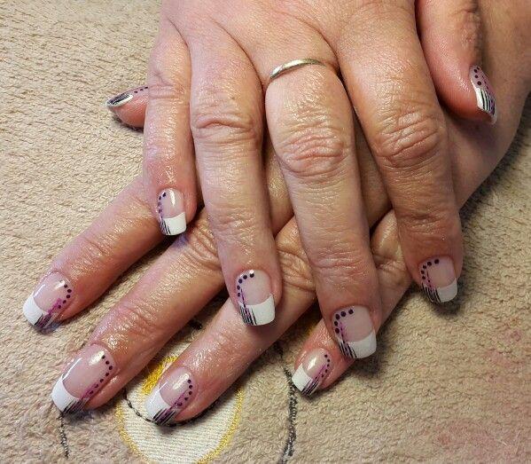 #Acrylic Nails #Morgenzon Skoonheid Salon