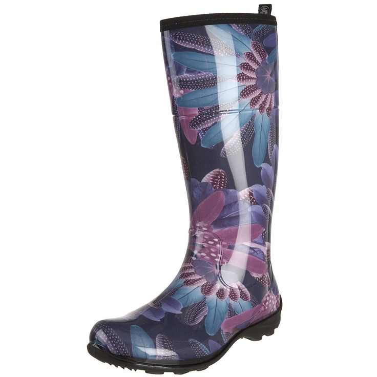 Kamik Women's Heather Rain Boot *** Be sure to check out this awesome product. (Amazon affiliate link)