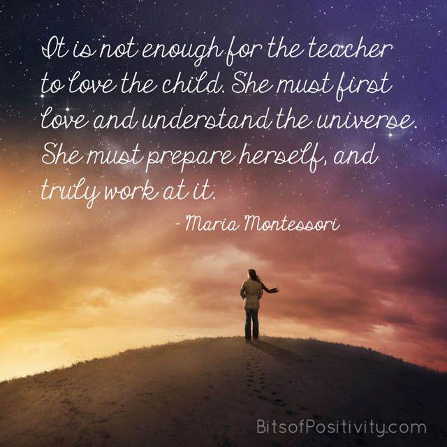 Maria Montessori Quotes: Best 25+ Maria Montessori Quotes Ideas On Pinterest