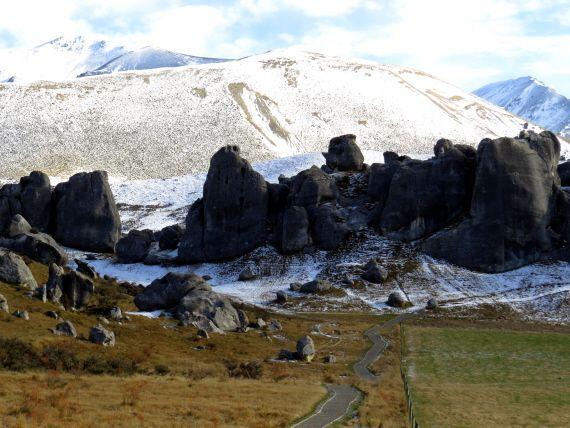 Photo Essay | Arthurs Pass National Park, NZ