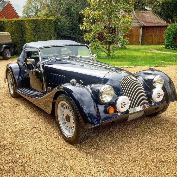 Carsonlycars: U201cMORGAN PLUS 8 U201d You Can Never Have Too Many Morgans. The