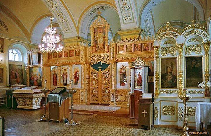 Спасо-Преображенский Толшевский женский монастырь в Графском