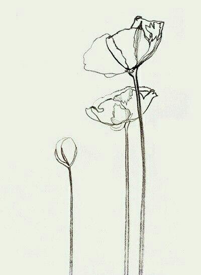 Mommy flower, child bud.