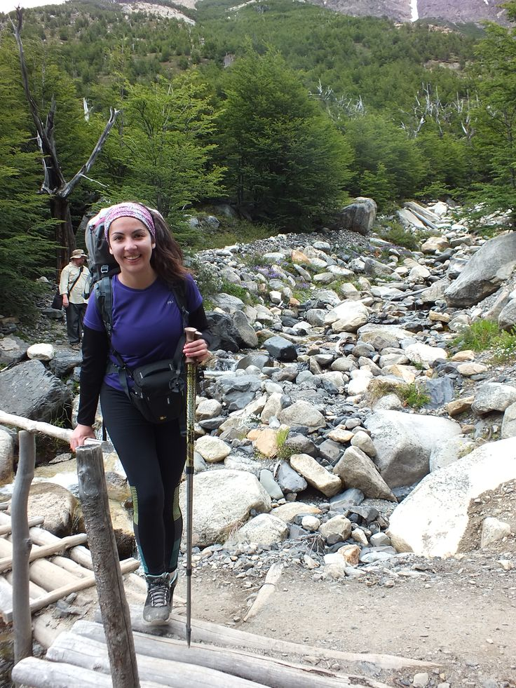 I <3 trekking !!  :D parque nacional torres del paine