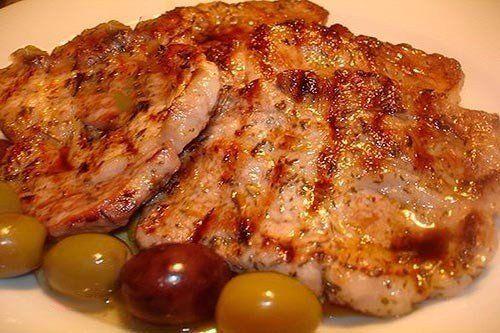 4 delicious recipes for pork.