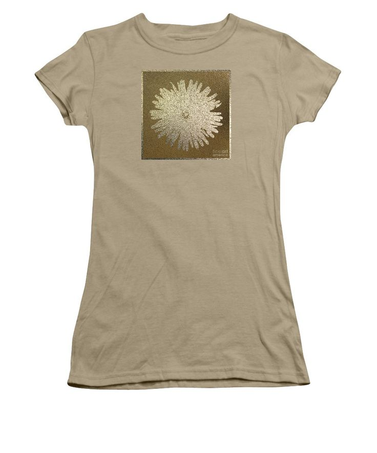 Purchase a junior t-shirt featuring the image of Golden Dandelion by Sverre…
