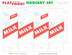 Play Food: Grocery Store