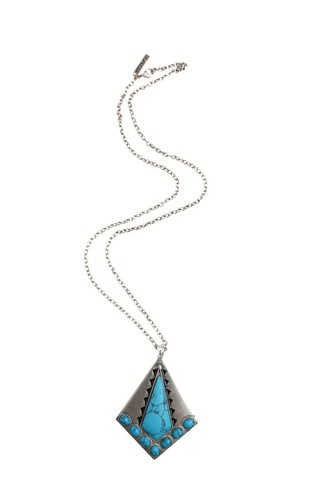 Pure Shores Necklace, AU$44, by Mink Pink, from Market HQ, Australia.