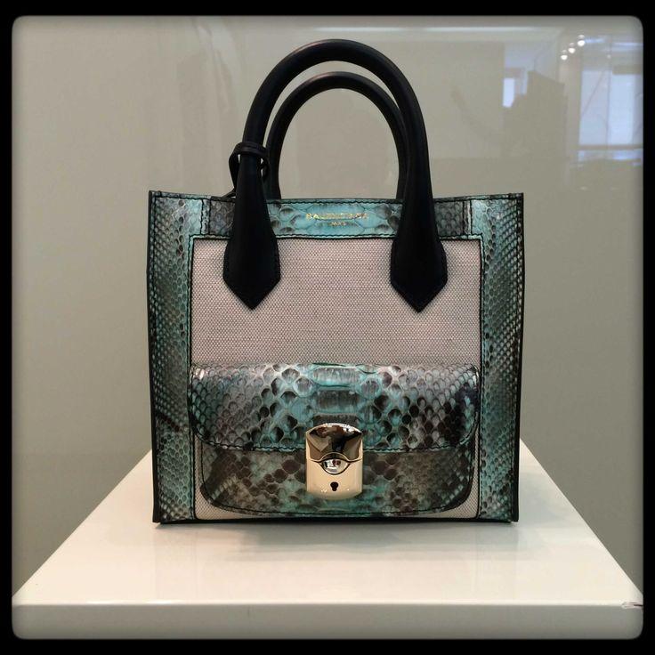 Balenciaga #bag #SpringSummer #FolliFollie #collection