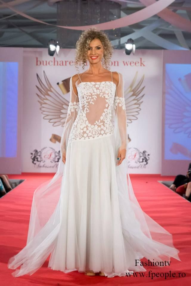 Modello Talia-Bucarest Fashion Week