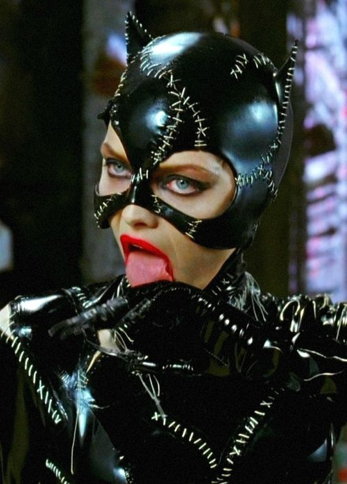 Michelle Pheiffer as Catwoman