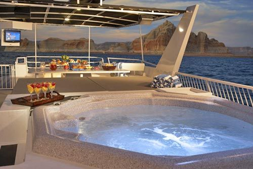 Luxury Lake Powell Houseboat - On my list of things to do!