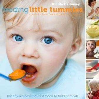 MY BOOK – FEEDING LITTLE TUMMIES
