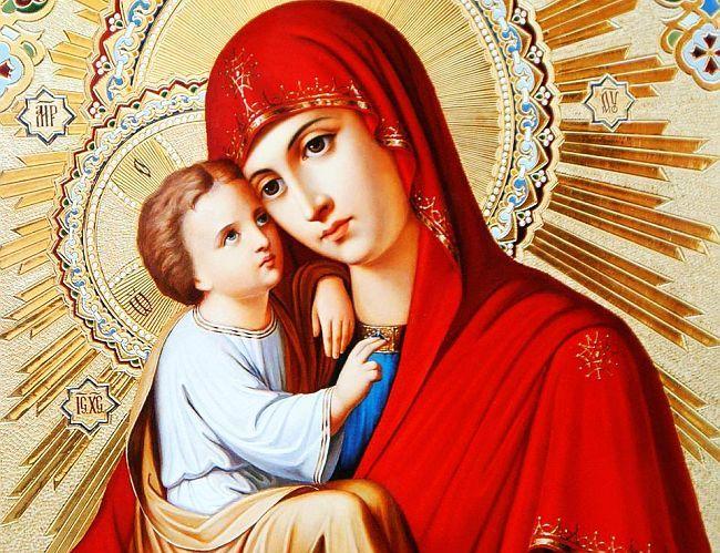 Nascatoarea de Dumnezeu,Fecioara curata!