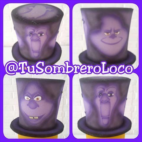 #Fantasmas #tíos #Gasparin #Sombrero #infantil #fiesta #horaloca #cumpleaños #halloween #Casper #fantasma #arteengomaespuma #TuSombreroLoco
