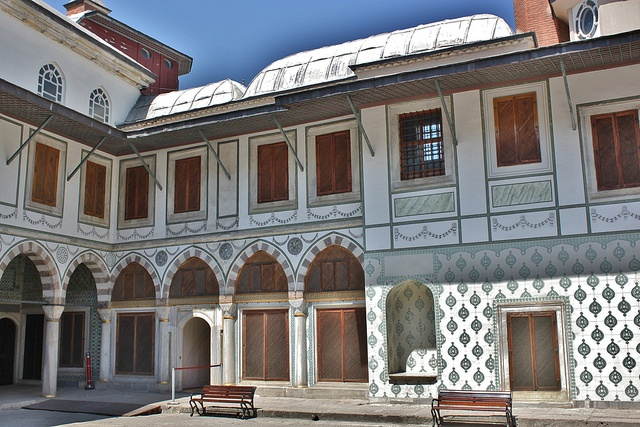 Istanbul: Topkapı Palace (Harem) | Flickr - Photo Sharing!