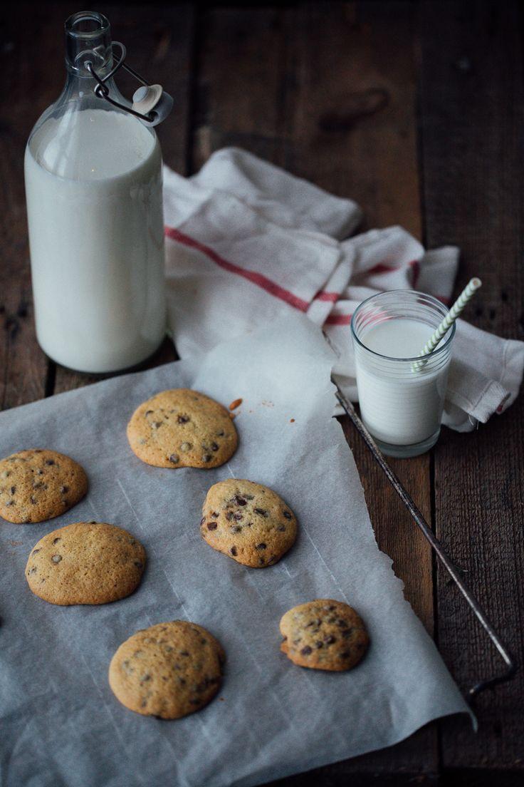 Cookies  #cookies #chocolate #milk
