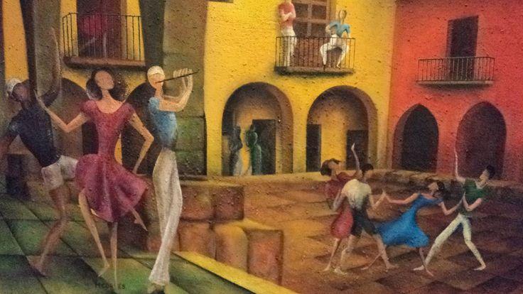 Fiesta - Manuel Cortés