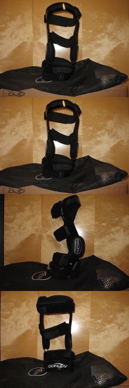 Orthotics Braces and Sleeves: Donjoy Joy Full Force Short Calf Ligament Knee Brace New Left Medium 11-3221-3 BUY IT NOW ONLY: $250.0