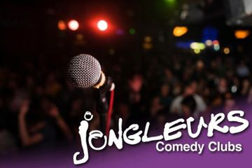 Jongleurs Comedy Night with Dinner for Two
