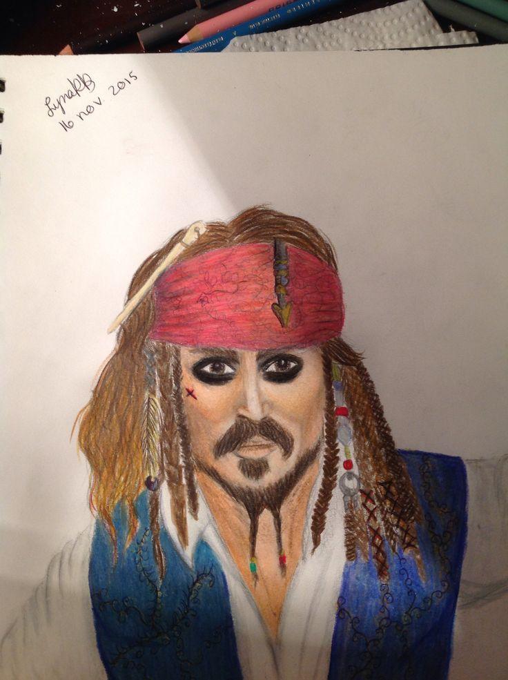 Capitaine Jack Sparrow