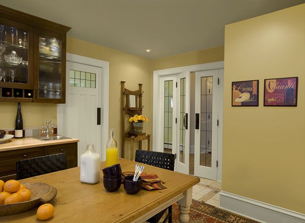 25 best ideas about yellow kitchen paint on pinterest for Benjamin moore yellow