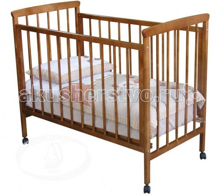 Детская кроватка Можга (Красная Звезда) Лия С-610