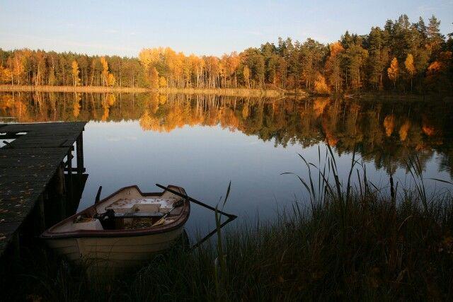 Jesień jeziorna