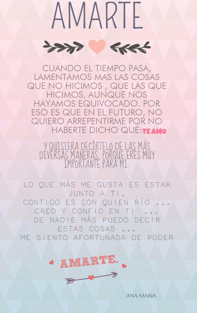 Espero que estén muy bien, el día de hoy quiero compartirles esta carta que le hice a mi novio, fue un día en el que me desperté mas af...