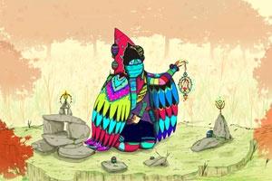 Figuras mágicas y criaturas míticas que se encuentran en rituales en el raro y maravilloso universo dePiñatha.Piñatha es el seudónimo de Nijah Lefèvre, un ilustrador, diseñador y arquitecto basado en Monterrey, México. Inspirándose en el folklore mexicano, sus obras son un mundo de visiones de ensueño con colores eléctricos.