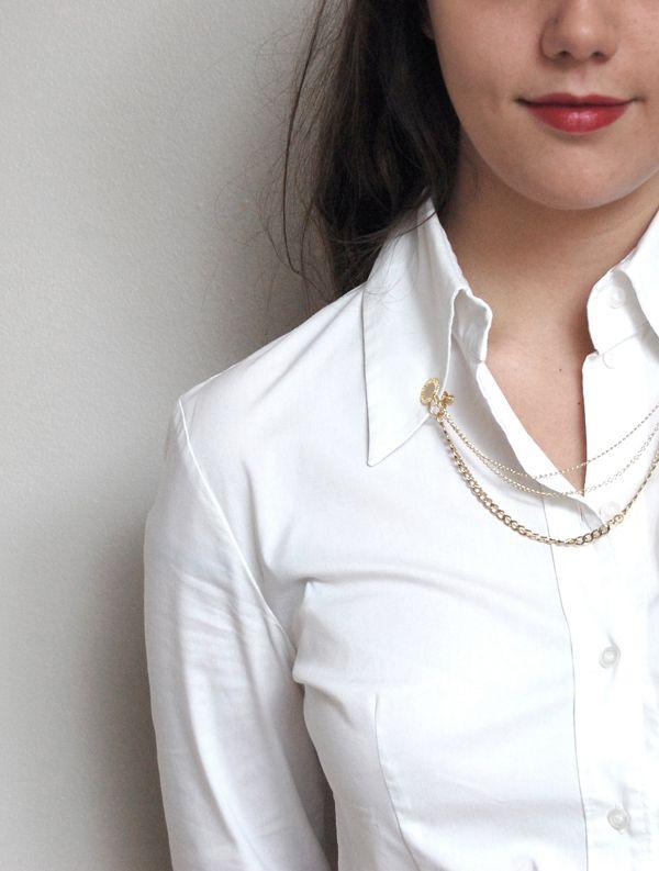 Chaîne de chemise by Ines Loeuille