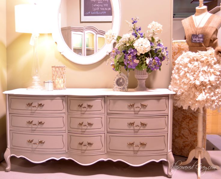 62 best French Provincial Dressers images on Pinterest | French ...