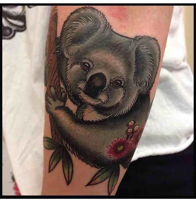 20 Lauren Koala Tattoos Ideas And Designs