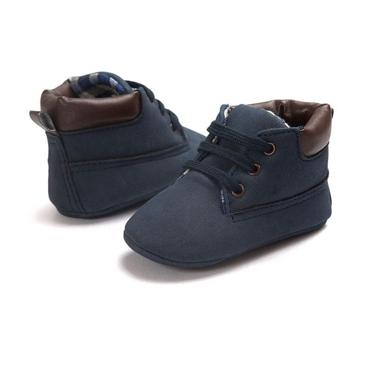 The Harley Boot in Navy