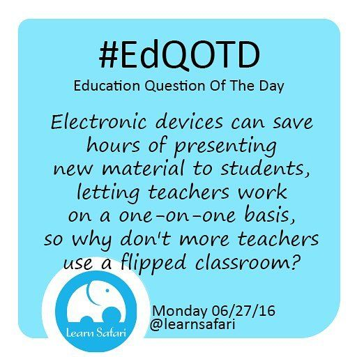 Are your teens on their mobile devices all the time?  Maybe there's a way to flip that into a leaning opportunity tell us all about it!  #EdQOTD #learnspanish #edtech #flippedclassroom #elearning #screentime #teens #mobiledevices #teachersofinstagram #smartapp