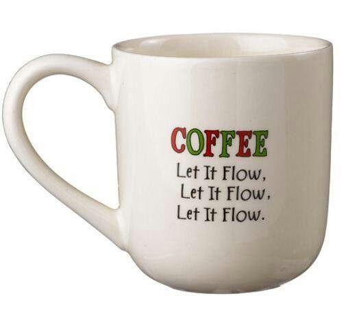X-mas Coffee Mug :)