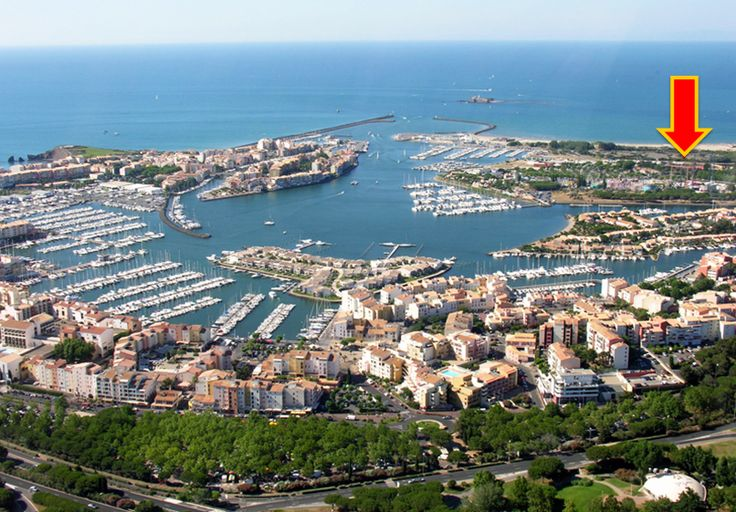 Cap d Agde Marina delivery June 2012, yield up to 4%