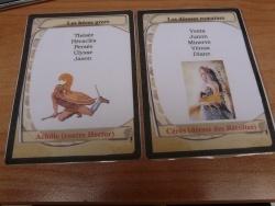 Jeux des 7 familles mythologie