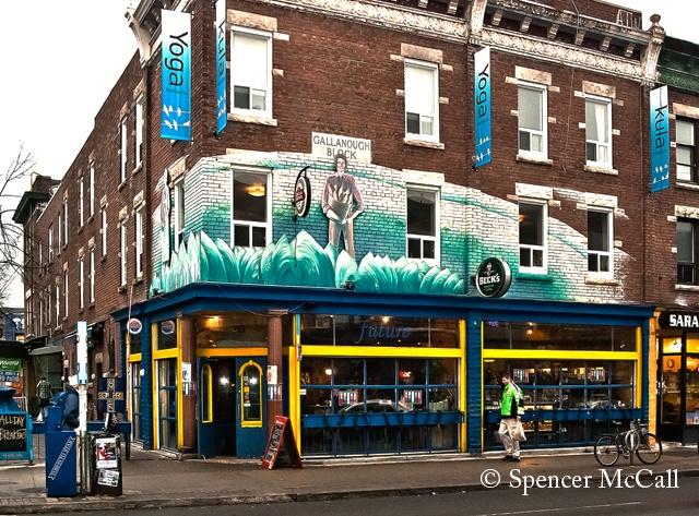 Future's Bakery (483 Bloor St. W). Good memories...