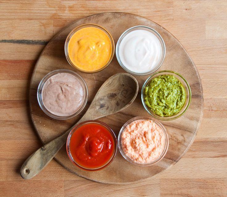 4 molhos tradicionais e indispensáveis em qualquer cozinha!